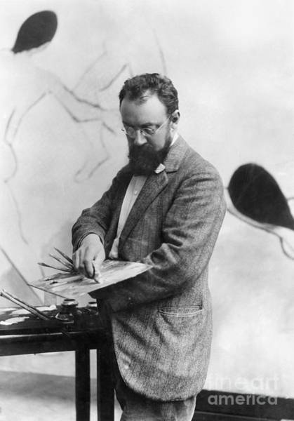 Photograph - Henri Matisse (1869-1954) by Granger