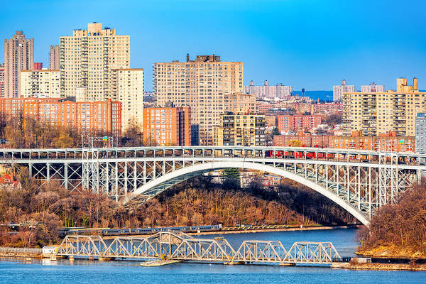 Photograph - Henry Hudson Bridge by Mihai Andritoiu