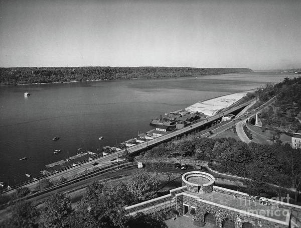 Photograph - Henry Hudson Parkway, 1936 by Cole Thompson