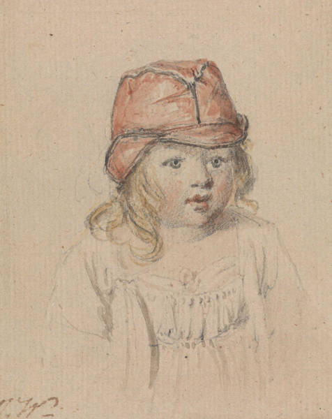 Wall Art - Drawing - Henry James William Ward, Son Of The Artist by James Ward