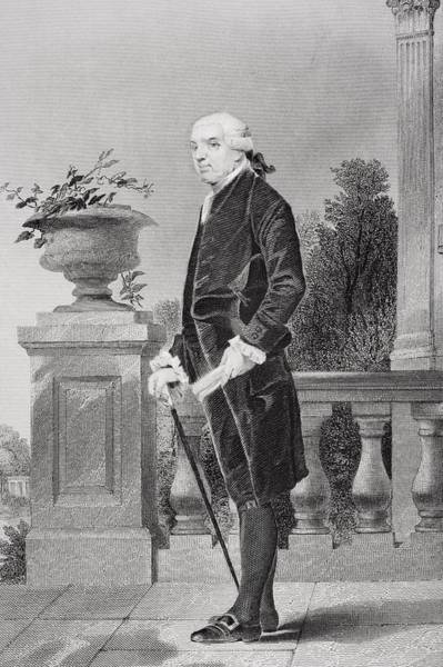 Alonzo Drawing - Henry Laurens 1724 - 1792. American by Vintage Design Pics