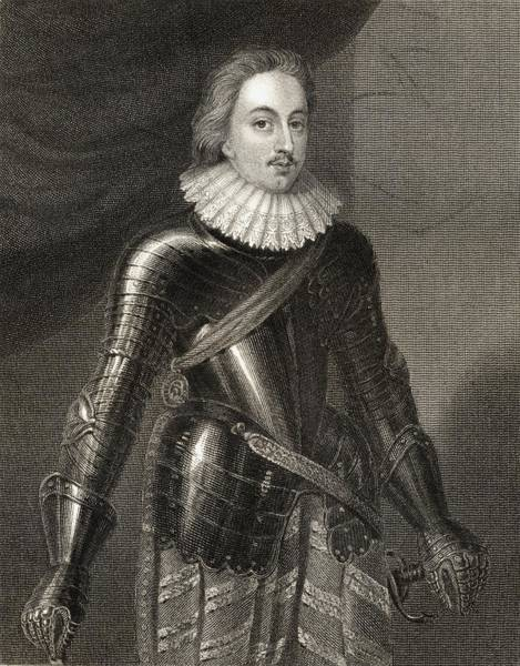 Wales Drawing - Henry Prince Of Wales 1594-1612 From by Vintage Design Pics