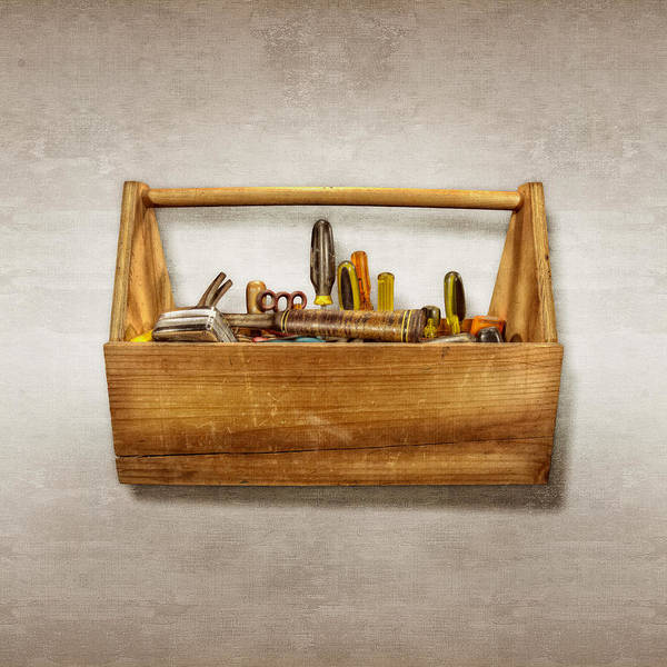 Improvement Photograph - Henry's Toolbox by YoPedro
