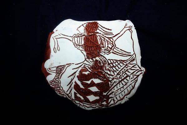 Ceramic Art - Her 2 by Gloria Ssali