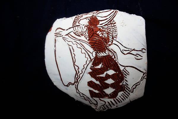 Ceramic Art - Her 3 by Gloria Ssali