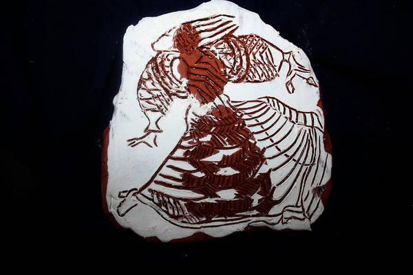 Ceramic Art - Her 4 by Gloria Ssali