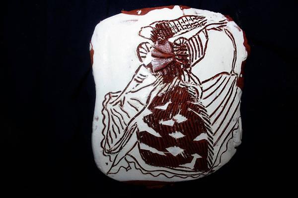 Ceramic Art - Her 5 by Gloria Ssali