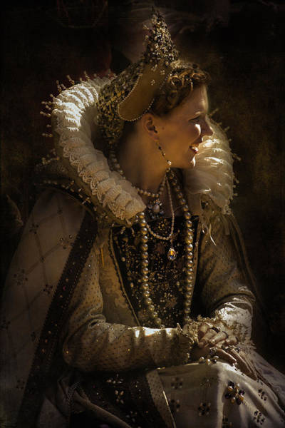 Her Majesty Art Print