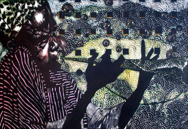 Chester Mixed Media - Herald Of A New Age by Chester Elmore