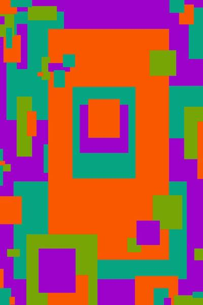Digital Art - Herb, Berry, Pumpkin Decorative Design 1 by Julia Woodman