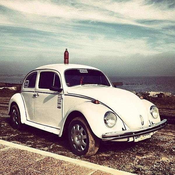 Volkswagen Photograph - Herbie For Sale by Diego Jolodenco