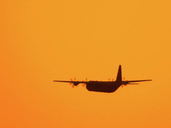 Photograph - Hercules At Sunset by SR Green