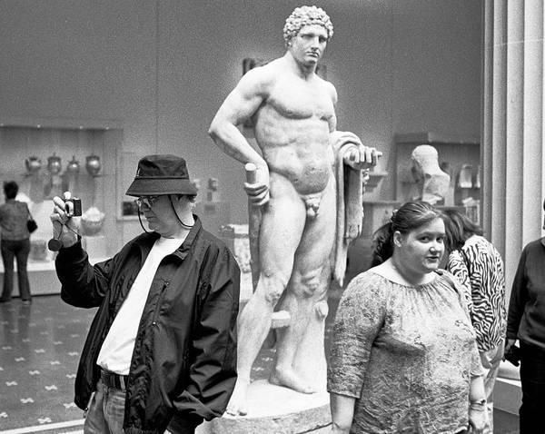 Photograph - Hercules Modern Man by Dave Beckerman