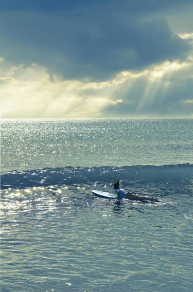 Juno Beach Photograph - Here Comes The Sun by Laura Fasulo