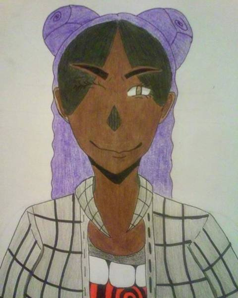 Drawing - Here Is My Other Drawing. This Is A by Keihela Bohanon