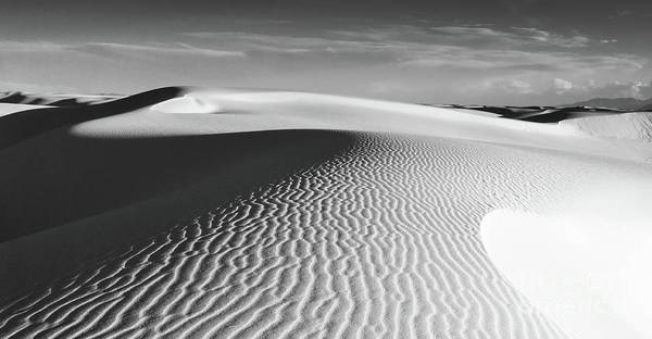 White Sand Photograph - Here Today Gone Tomorrow by DiFigiano Photography