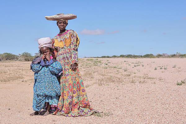 Tribal Woman Wall Art - Photograph - Herero - Namibia by Joana Kruse