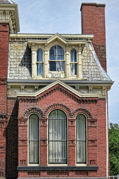 Photograph - Heritage Building In Halifax by Tatiana Travelways