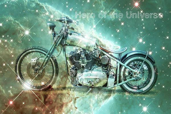 Digital Art - Hero Of The Universe by Ramona Murdock