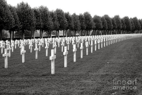 Photograph - Heroes Of Belleau Woods  by Olivier Le Queinec