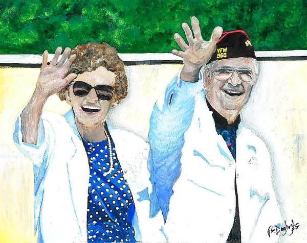 Painting - Heros by Joe Dagher