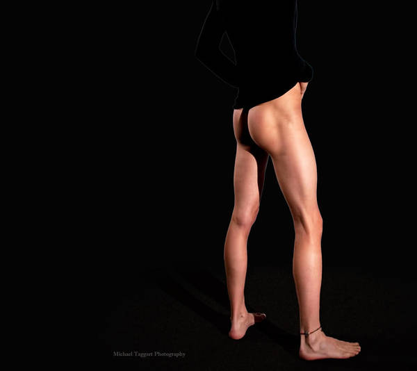 Photograph - He's Got Legs by Michael Taggart