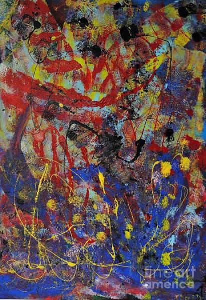 Painting - Hesitation by Chani Demuijlder