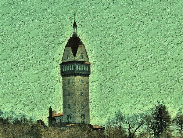 Heublein Tower Art Print