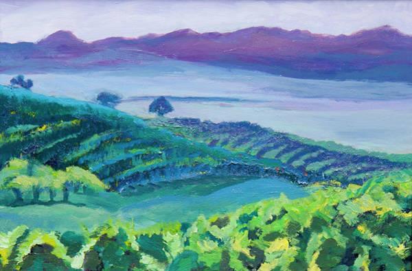 Painting - Heuningland by Jillian Goldberg