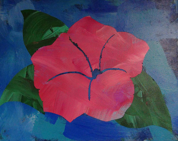 Painting - Hibiscus by Candace Shrope