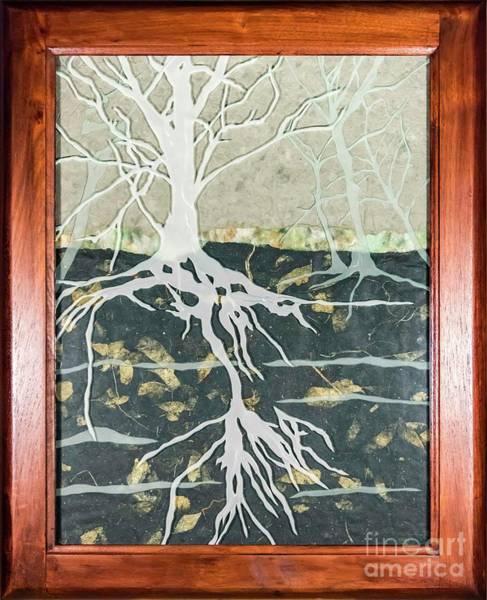 Glass Art - Hidden... by Alone Larsen
