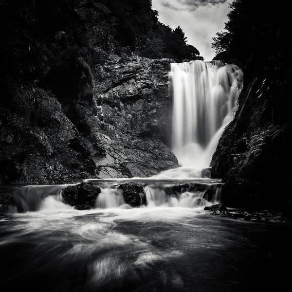 Wall Art - Photograph - Hidden Falls by Tim Booth
