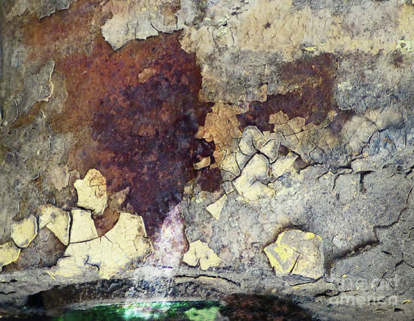 Exploring Mixed Media - Hidden Grotto by Sharon Williams Eng
