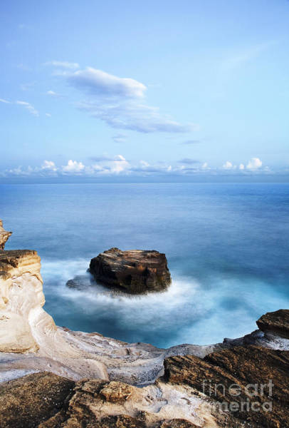 Photograph - Hidden Island by Charmian Vistaunet