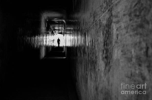 Photograph - Hidden Passageway by M G Whittingham