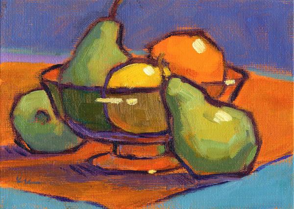 Painting - Hide And Seek 2 by Konnie Kim