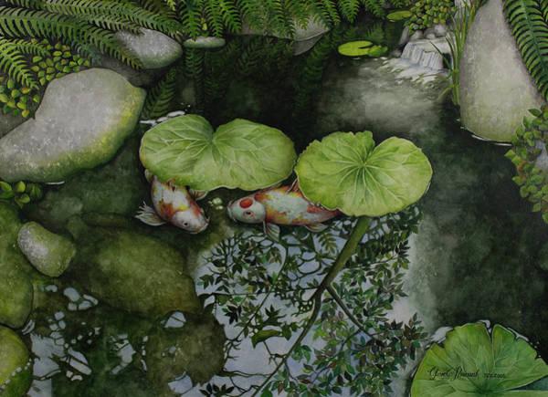 Seek Painting - Hide And Seek by Olive Pascual