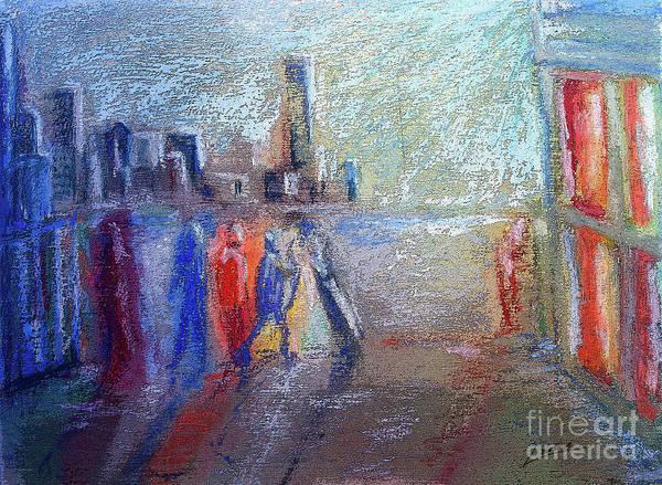 Painting - Hide In Plain Sight by Lance Sheridan-Peel