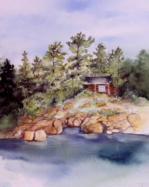 Painting - Hideaway by Pamela Lee