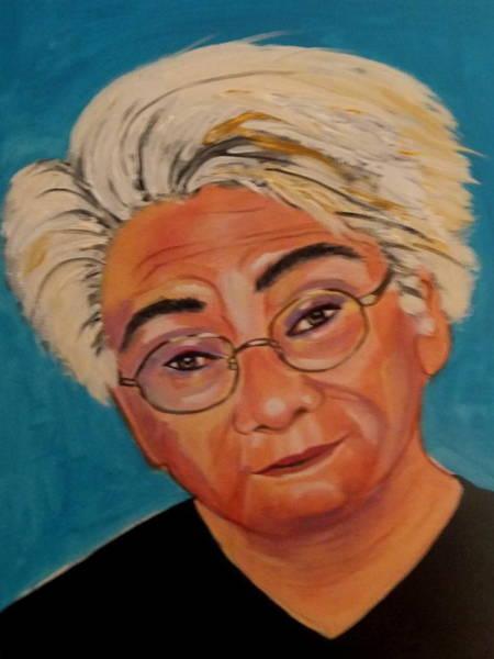Painting - Hidemi Tada by Rusty Gladdish