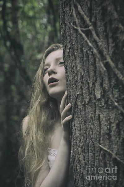 Photograph - Hiding by Clayton Bastiani