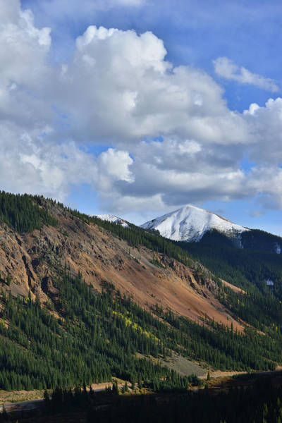 Photograph - High Above Silverton by Ray Mathis