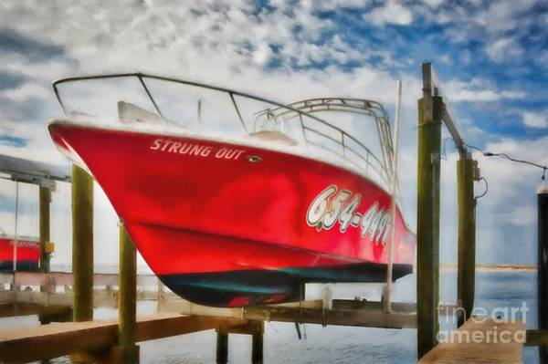 Photograph - High And Dry In Destin by Mel Steinhauer