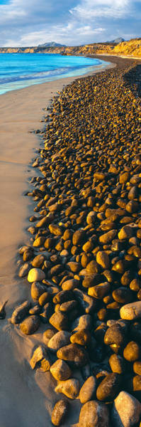 Baja California Peninsula Wall Art - Photograph - High Angle View Of Pebbles by Panoramic Images