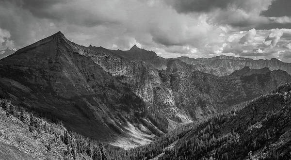 High Country Valley Art Print