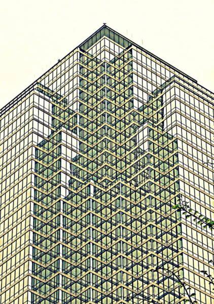 Photograph - Downtown Dallas by Karen J Shine