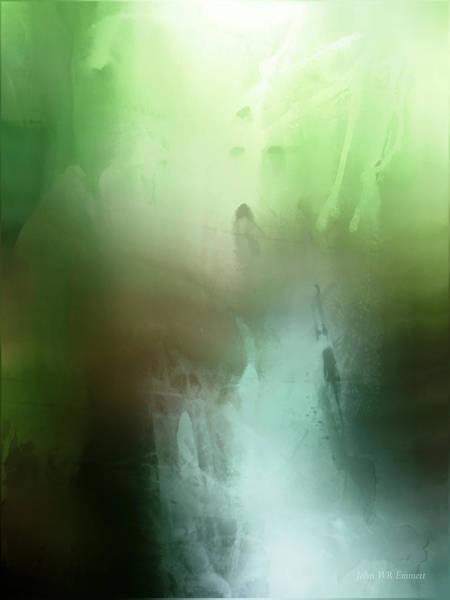 Painting - High Elf by John Emmett