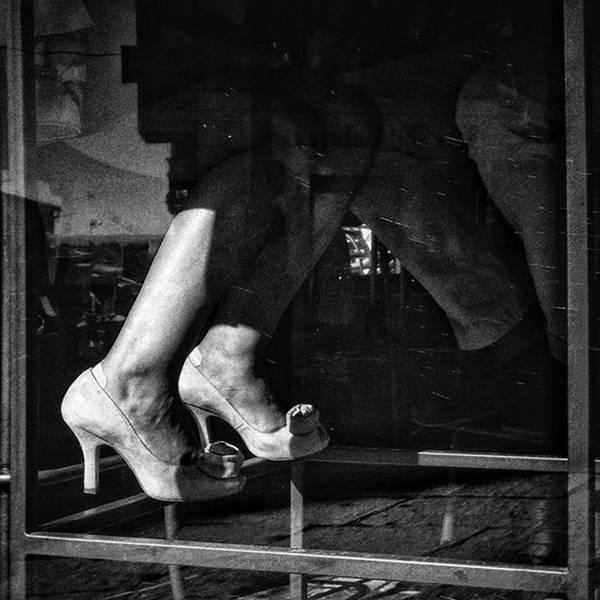 Wall Art - Photograph - High Heels  #highheels #shoes #feet by Rafa Rivas