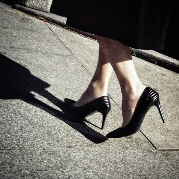 Wall Art - Photograph - High Heels #shoes #highheels #woman by Rafa Rivas