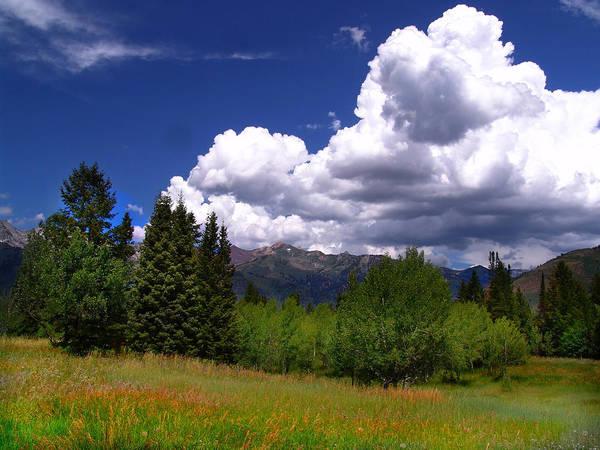 Photograph - High Mountain Flat 3 by Mark Smith